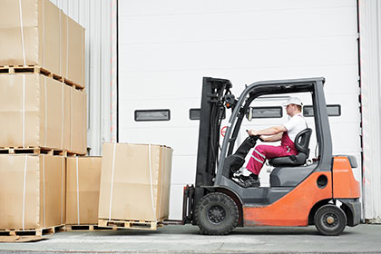 Forklift Operators - Warehouse Experience